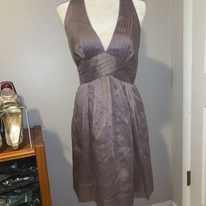 NWT max and Cleo Grey Dress Size 6